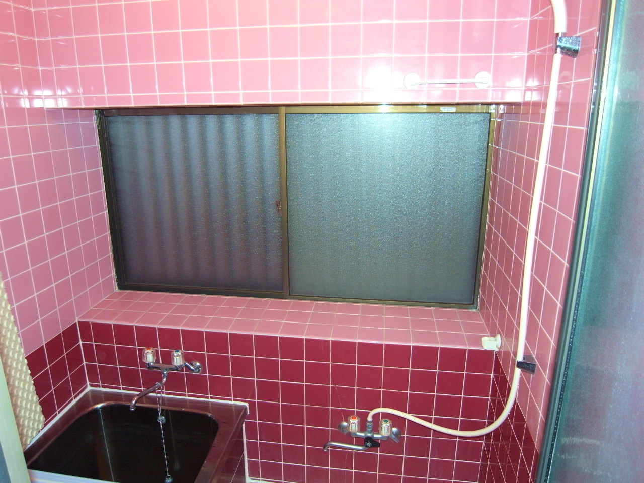 在来浴室のリフォーム(横浜・保土ヶ谷区・一戸建て)