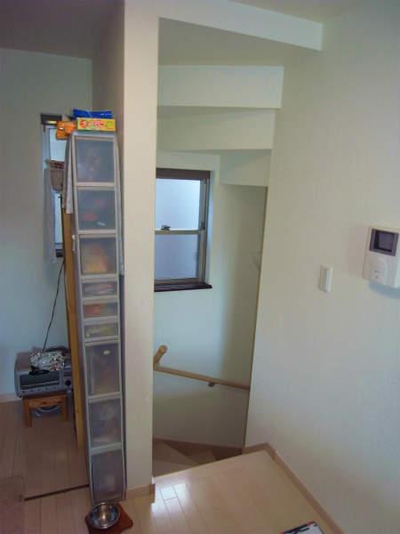内装ドアの取付(川崎・高津区・一戸建て)
