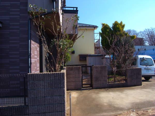 物置の解体(横浜,港南区,一戸建て)
