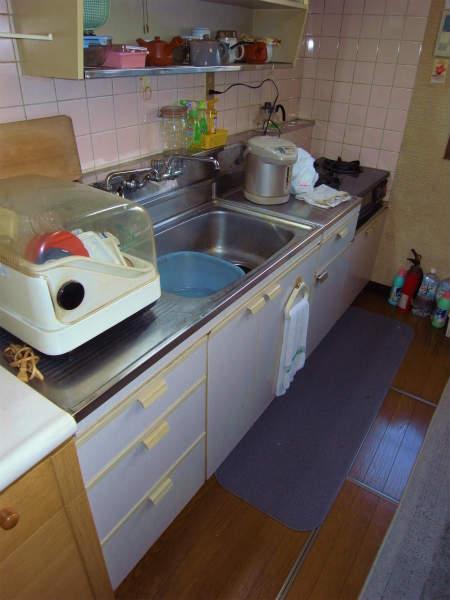 浴室,キッチン,洗面室のリフォーム(大田区,一戸建て)