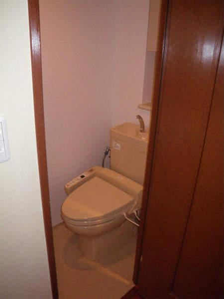 トイレのリフォーム(横浜,都筑区,マンション)