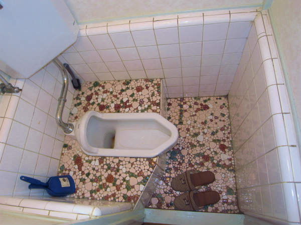 在来浴室・トイレのリフォーム(横浜,瀬谷区,一戸建て)トイレ編