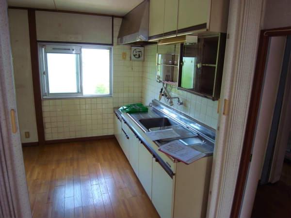 キッチン、洗面台、浴室のリフォーム 横浜 神奈川区 マンション