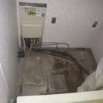 浴室施工2