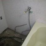 浴室施工3