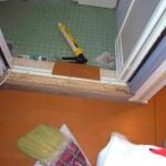 浴室施工5